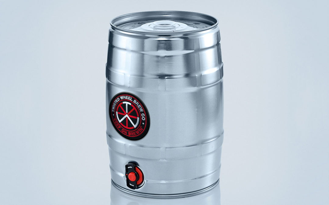 5L mini-kegs now available