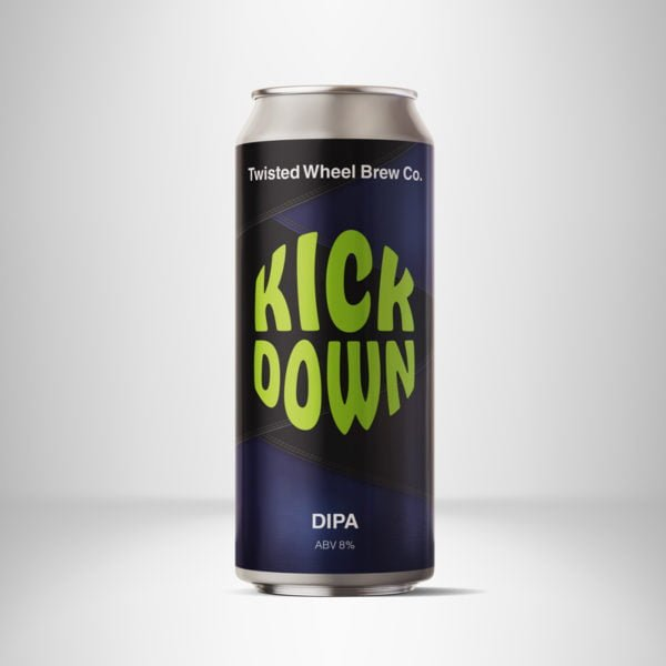 Kick Down cans