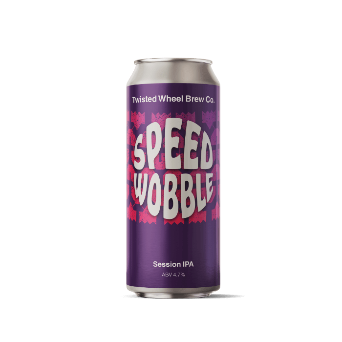 Speed Wobble Can